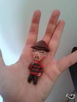 Freddy Krueger by r0ra