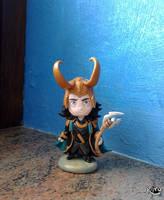 Loki by r0ra