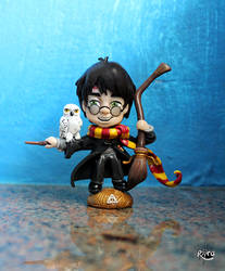 Harry Potter by r0ra