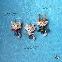 Kittens by r0ra