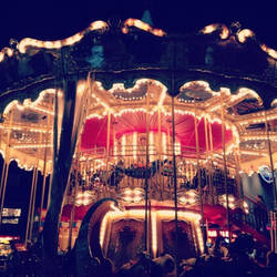 Merry Go Round by kimpress