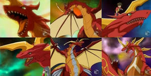Bakugan-Drago Montage
