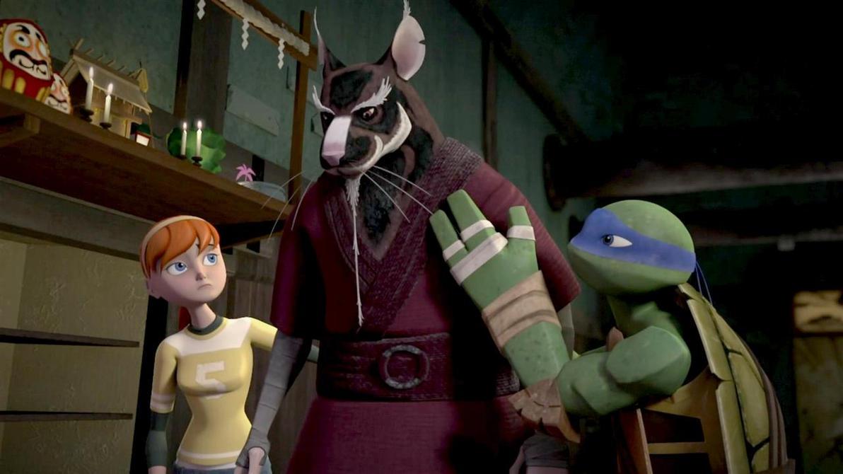 Teenage Mutant Ninja Turtles 2012 Western Animation