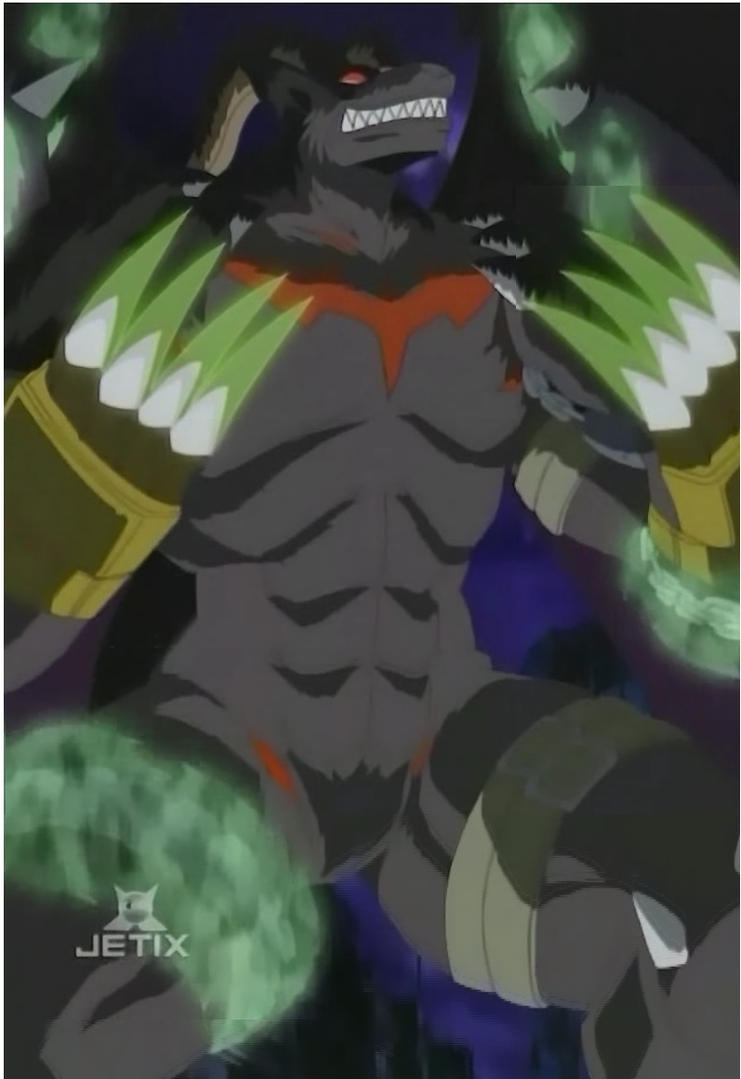 Digimon-Belphemon by Jd1680a on DeviantArt