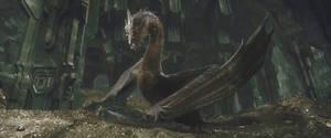 The Hobbit-Smaug 01