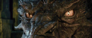 The Hobbit-Smaug Eyes