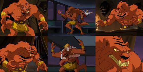 The Mummy-Tigerman