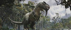 King Kong 2005-Vastatosaurus Rex