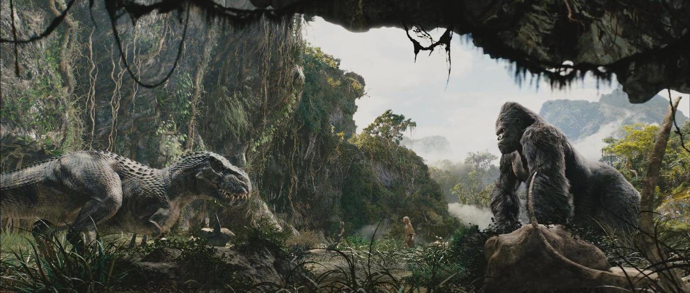 king kong 2005vastatosaurus rex 1 by giuseppedirosso on