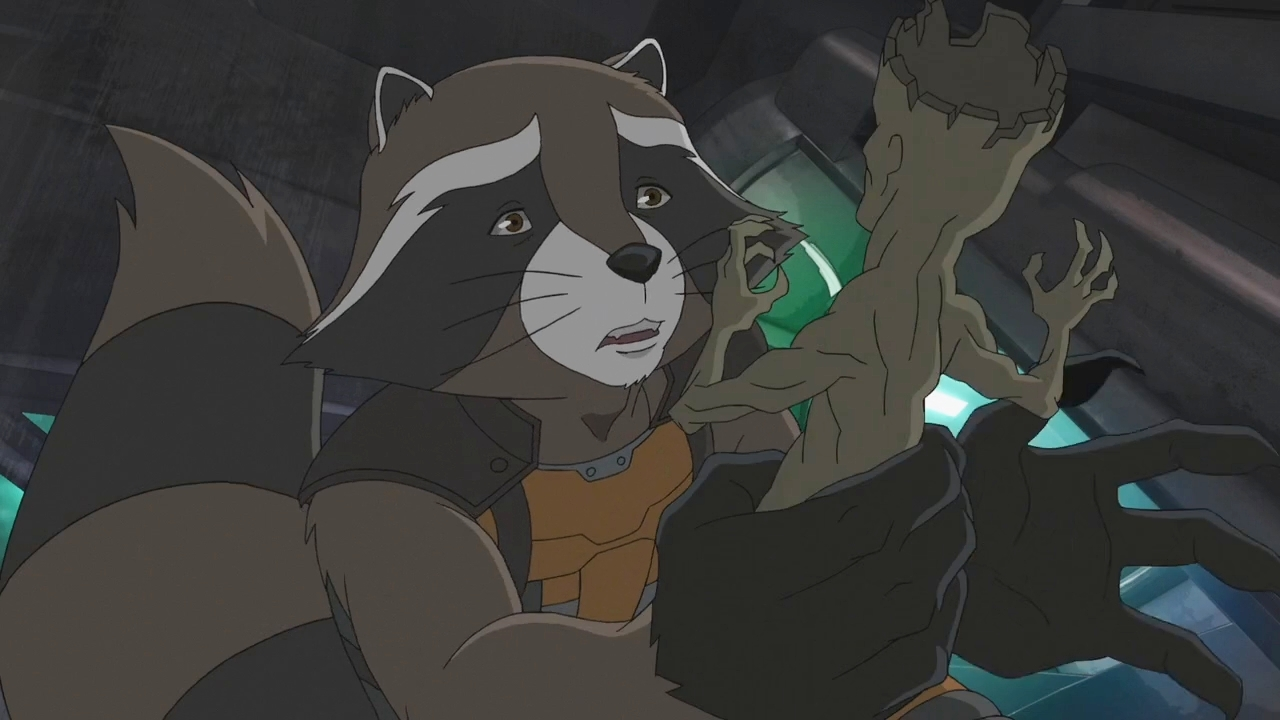 Star Lord And Rocket Raccoon By Timothygreenii On Deviantart: Guardians Of The Galaxy-Rocket Raccoon 1 By