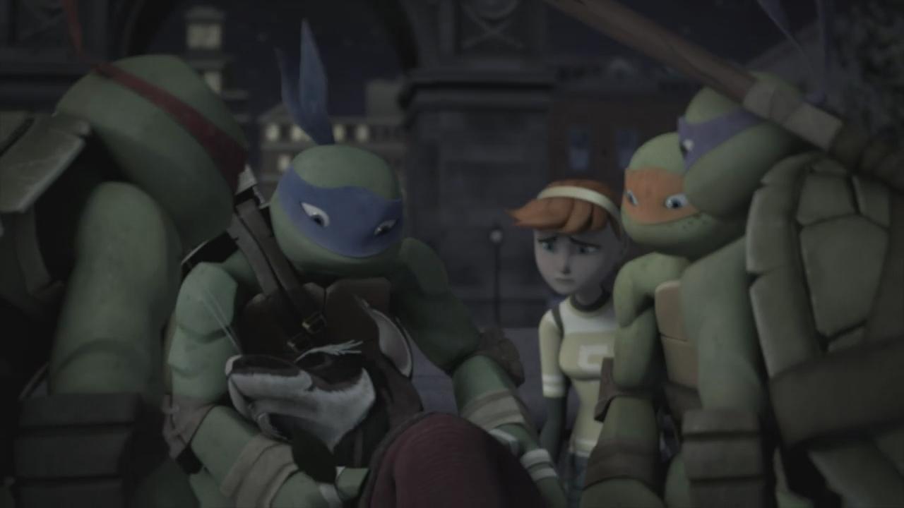 Ninja Turtles and Dead Splinter by GiuseppeDiRosso on ...