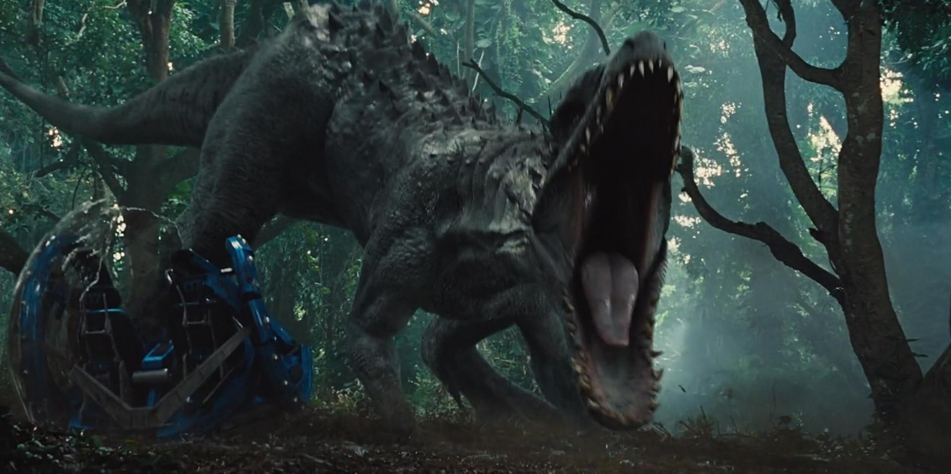Jurassic World Indominus Rex 1 By Giuseppedirosso On Deviantart