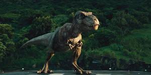 Jurassic World-Tyrannosaurus 1
