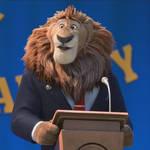 Zootopia-Mayor Leodore Lionheart