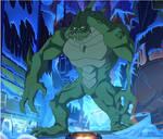 BatmanUnlimited-KillerCroc 14