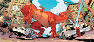 Moon Girl Devil Dinosaur Comic-Devil Dinosaur 3