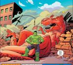 Moon Girl Devil Dinosaur Comic-Devil Dinosaur 7