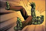 Injustice Ground Zero Comic-Killer Croc 2