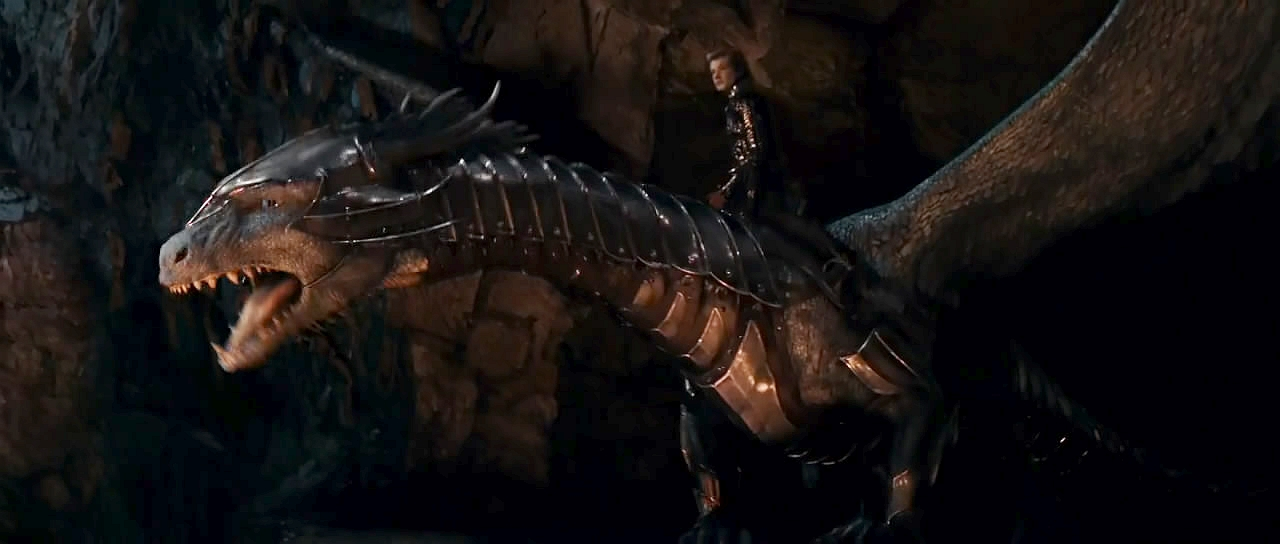 eragon saphira armor - photo #12