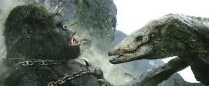 Kong Skull Island-Alpha Skullcrawler Kong 1