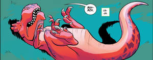 Moon Girl Devil Dinosaur Comic-Devil Dinosaur 17