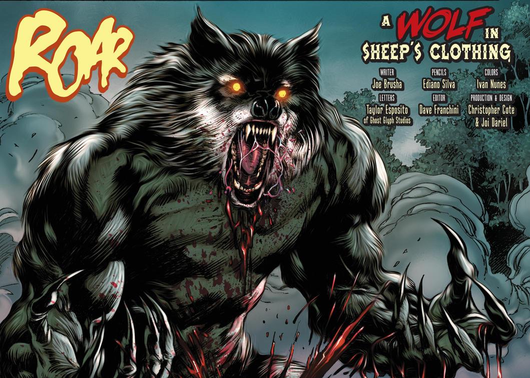 Werewolf vs weretiger - photo#40