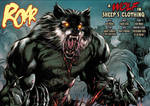 Grimm Fairy Tales Comics-Werewolf 2