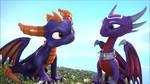 SkylandersAcademy Season 2-Cynder Spyro 3