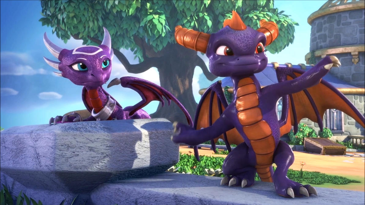 List of Synonyms and Antonyms of the Word: spyro 5