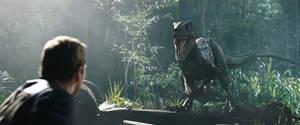 Jurassic World Fallen Kingdom-Blue