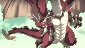 Log Horizon-Garnet Dragon 1