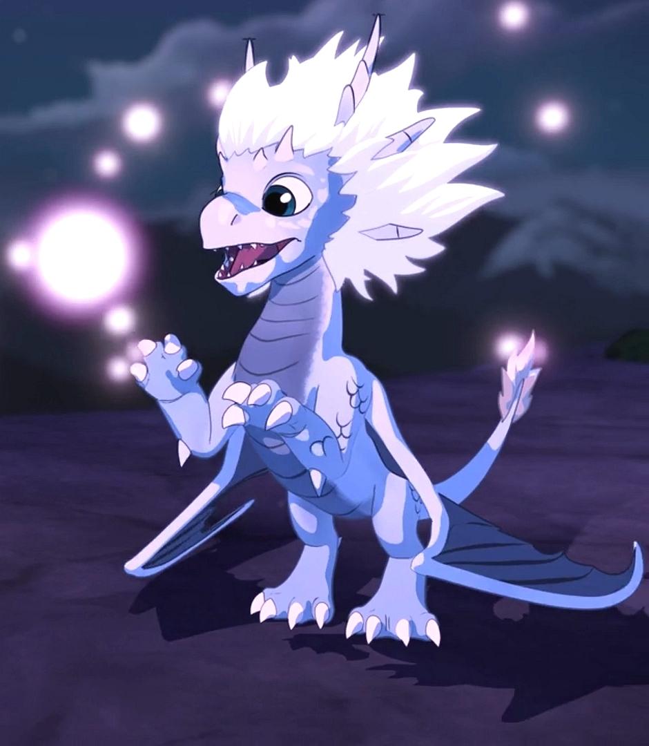 The Dragon Prince-Zym