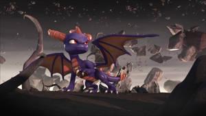 SkylandersAcademy Season 2-Spyro 10 by GiuseppeDiRosso