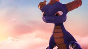 Skylanders Academy Season 3-Spyro 3 by GiuseppeDiRosso