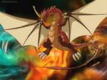 Bakugan-Drago