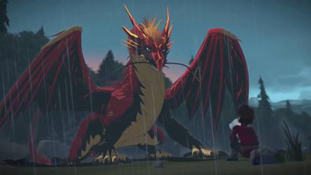 The Dragon Prince-Sun Dragon 6 by GiuseppeDiRosso