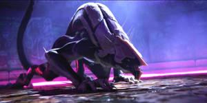Love Death Robots-Khanivore 4 by GiuseppeDiRosso