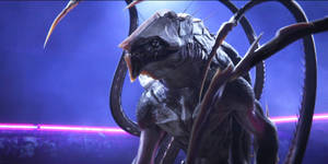 Love Death Robots-Khanivore 6