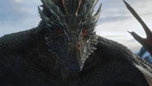Game of Thrones S8-Drogon 1 by GiuseppeDiRosso