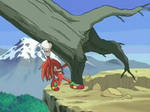 Sonic X E5-Knuckles 1