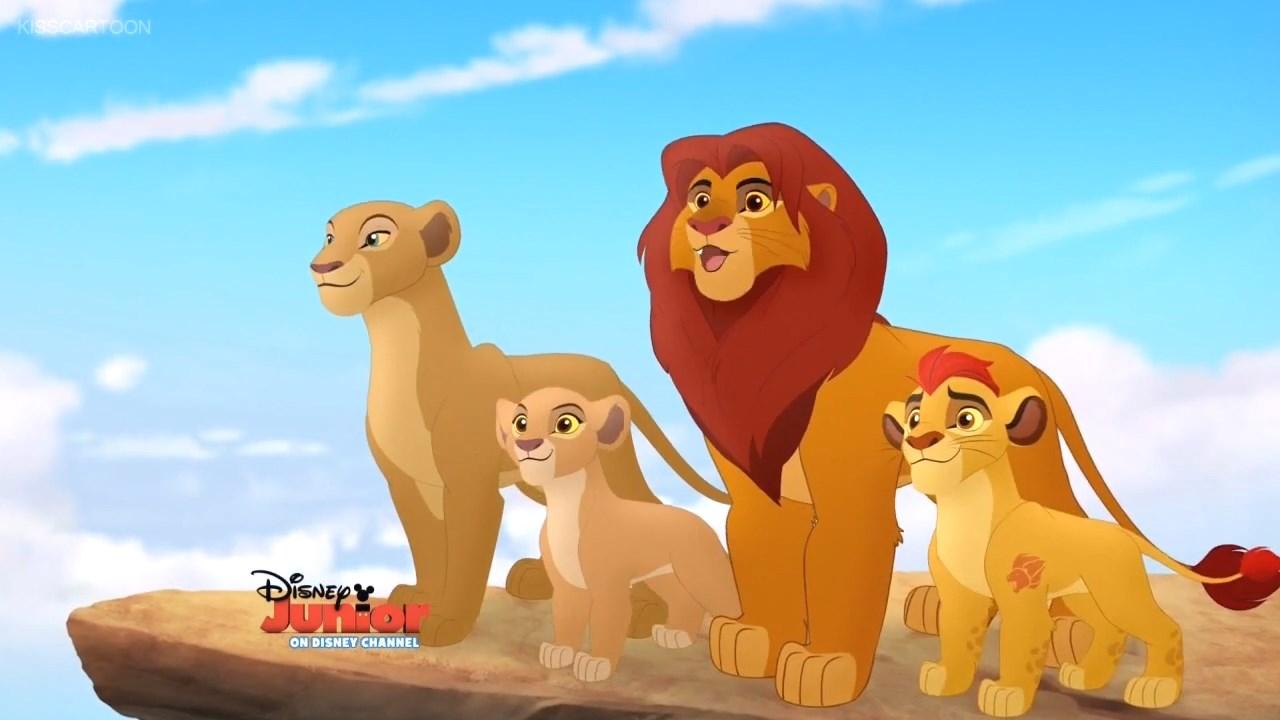 The Lion Guard S1 E23 Royal Family By Giuseppedirosso On Deviantart