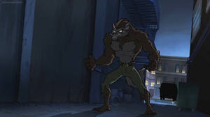 Return to Zombie Island-Werewolf 4