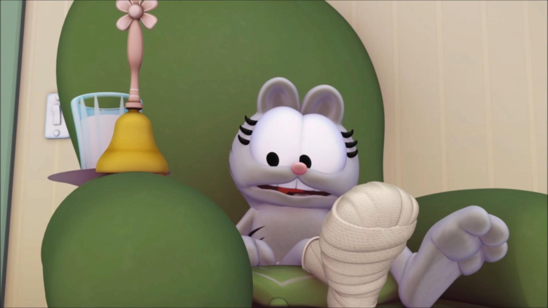 Garfield Show S1e6 Nermal 1 By Giuseppedirosso On Deviantart
