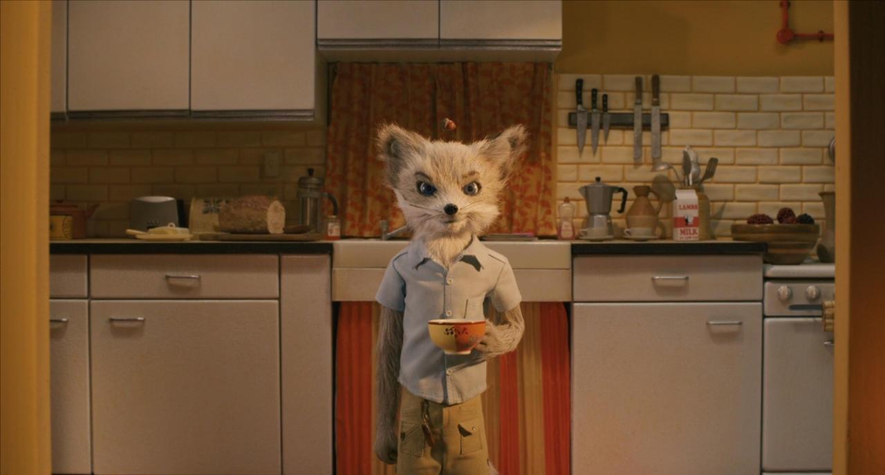 Fantastic Mr Fox Kristofferson By Giuseppedirosso On Deviantart