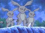 Digimon Adventure E15-Gazimon