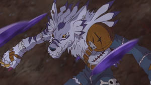 DigimonAdventure2020 E21-Weregarurumon