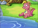 Dragon Tales S01 E08-Cassie
