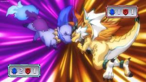 Shadowverse-Bejeweled Dragon Zombeagle