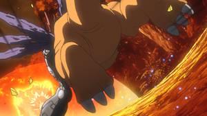 DigimonAdventure2020 E28-Metalgreymon Feet 1