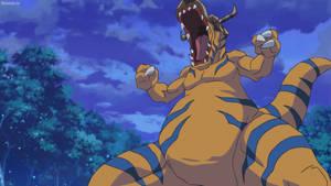 DigimonAdventure2020 E30-Greymon